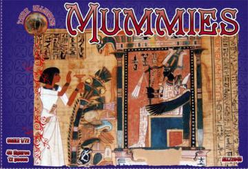 Mummies · ALL 72045 ·  Alliance · 1:72