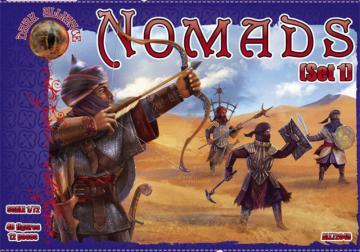 Nomads - Set 1 · ALL 72048 ·  Alliance · 1:72
