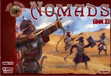 Nomads - Set 2 · ALL 72049 ·  Alliance · 1:72
