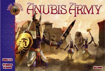 Anubis army · ALL 72053 ·  Alliance · 1:72