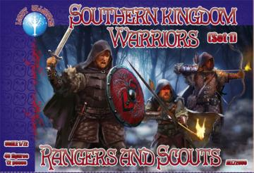 Southern kingdom Warriors. Set 1. Rangers and Scouts · ALL 72060 ·  Alliance · 1:72