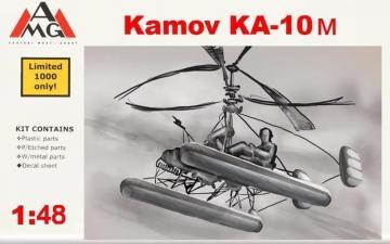 Kamov Ka-10m HAT · AMG 48203 ·  AMG · 1:48
