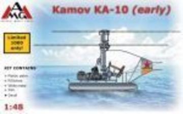 Kamov Ka-10 (early) · AMG 48205 ·  AMG · 1:48