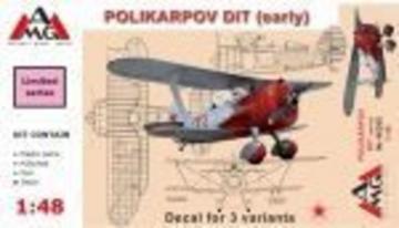 Polikarpov DIT (early) · AMG 48305 ·  AMG · 1:48