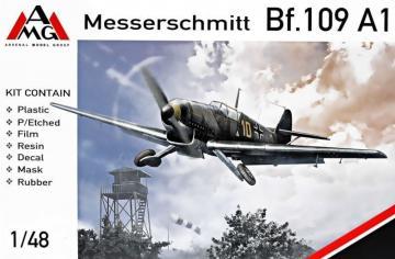 Messerschmitt Bf 109 A-1 · AMG 48711 ·  AMG · 1:48