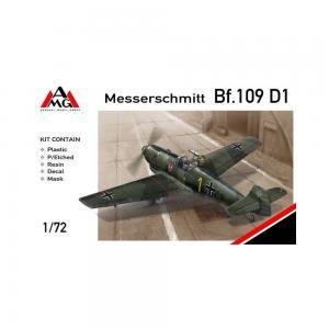 Messerschmitt Bf 109 D-1 · AMG 72409 ·  AMG · 1:72