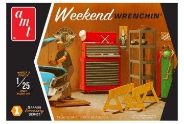 Werkstattteile - Set 1 · AMT 0015 ·  AMT/MPC · 1:25