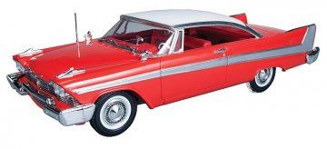 1958er Plymouth Belvedere, Christine · AMT 0801 ·  AMT/MPC · 1:24