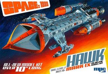 Space: 1999 Hawk MK IX · AMT 0881 ·  AMT/MPC · 1:72