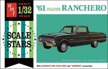 1961er Ford Ranchero · AMT 0984 ·  AMT/MPC · 1:32