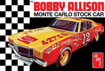 1972 Chevy Monte Carlo, · AMT 1064 ·  AMT/MPC · 1:25