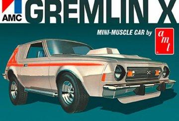 1974er AMC Gremlin X · AMT 1077 ·  AMT/MPC · 1:25