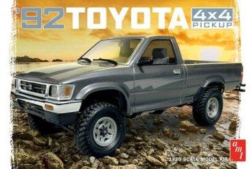 Toyota 4x4 Pick-up       · AMT 1082 ·  AMT/MPC · 1:20