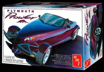 Plymouth Prowler · AMT 1083 ·  AMT/MPC · 1:25