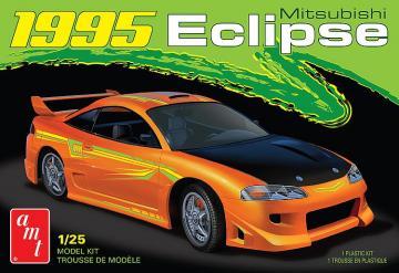 1995er Mitsubishi Eclipse · AMT 1089 ·  AMT/MPC · 1:25
