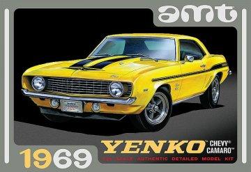 1969er Chevy Camaro Yenko · AMT 1093 ·  AMT/MPC · 1:25