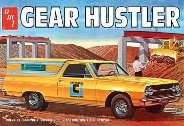 1965er Chevy el Camino Gear Hustler · AMT 1096 ·  AMT/MPC · 1:25