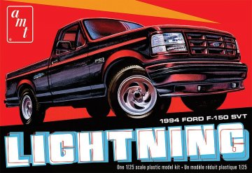 1994er Ford F-150 · AMT 1110 ·  AMT/MPC · 1:25