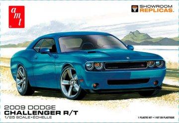 2009er Dodge Challenger R/T · AMT 1117 ·  AMT/MPC · 1:25