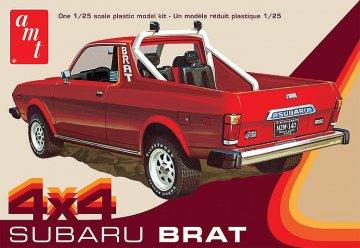 1978er Subaru Brat Pick-up · AMT 1128 ·  AMT/MPC · 1:25
