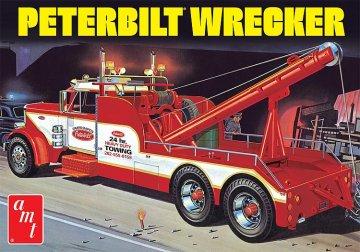 Peterbilt 359 Wrecker    · AMT 1133 ·  AMT/MPC · 1:25