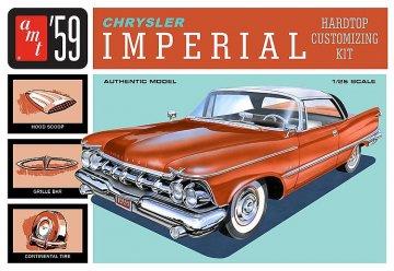 1959er Chrysler Imperial · AMT 1136 ·  AMT/MPC · 1:25