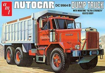 Autocar Dumping Truck    · AMT 1150 ·  AMT/MPC · 1:25