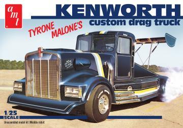 Kenworth Drag Truck Bandag Bandit · AMT 1157 ·  AMT/MPC · 1:25