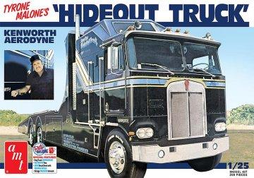 Kenworth Hideout Transporter · AMT 1158 ·  AMT/MPC · 1:25