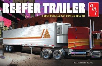 Reefer Semi Trailer · AMT 1170 ·  AMT/MPC · 1:25