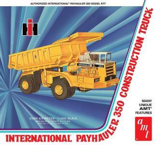 International Payhauler 350 · AMT 1209 ·  AMT/MPC · 1:25