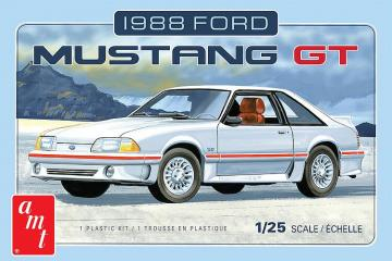 1988er Ford Mustang · AMT 1216 ·  AMT/MPC · 1:25