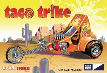 Taco Trike · AMT 1983 ·  AMT/MPC · 1:25