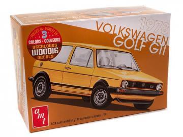 1978er Volkswagen Golf GTI · AMT 2213 ·  AMT/MPC · 1:24