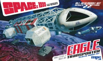 Space 1999 - Raumtransporter Eagle · AMT 2825 ·  AMT/MPC · 1:48