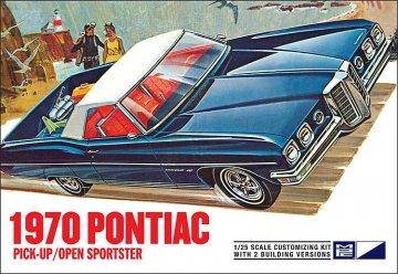 1970 Bonneville Convertible Pickup · AMT 2840 ·  AMT/MPC · 1:25