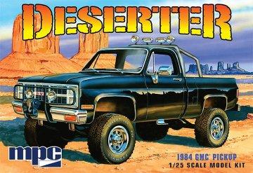 1984 GMC Pickup (White) · AMT 2847 ·  AMT/MPC · 1:25