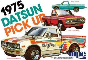 1975er Datsun Pickup · AMT 2872 ·  AMT/MPC · 1:25