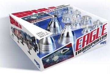 Space 1999 - Eagle Deluxe Zubehör Set · AMT 3014 ·  AMT/MPC · 1:48