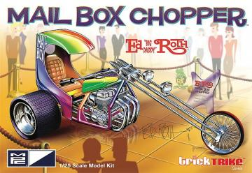 Ed Roths Mail Box Clipper · AMT 3892 ·  AMT/MPC · 1:25