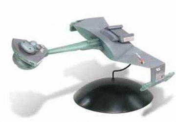 Star Trek TOS Klingon D7 · AMT 3937 ·  AMT/MPC · 1:1000