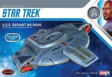Star Trek U.S.S. Defiant · AMT 3952 ·  AMT/MPC · 1:1000
