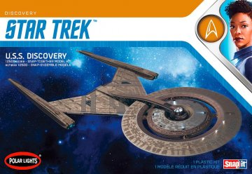 Star Trek USS Discovery · AMT 3961 ·  AMT/MPC · 1:2500