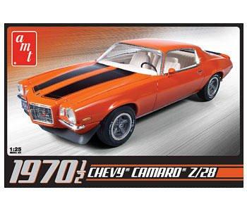 1970 1/2 Camaro Z28 · AMT 591635 ·  AMT/MPC · 1:25
