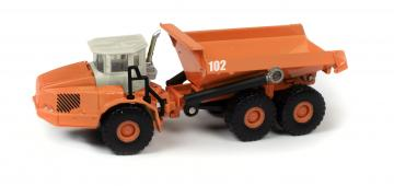Muldenkipper, orange · AMT 6101 ·  AMT/MPC · 1:87