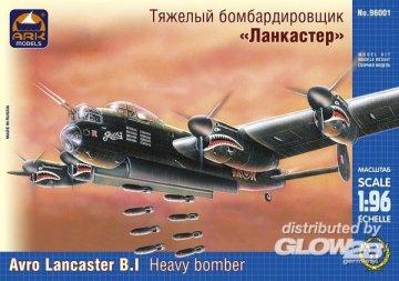 Avro Lancaster B.I heavy bomber · ARK 96001 ·  ARK Models · 1:96