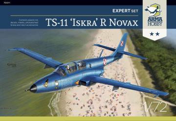 TS-11 Iskra R Novax - Expert Set · ARM 70011 ·  Arma Hobby · 1:72