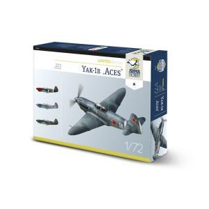 Yak-1b Aces - Limited Edition · ARM 70030 ·  Arma Hobby · 1:72
