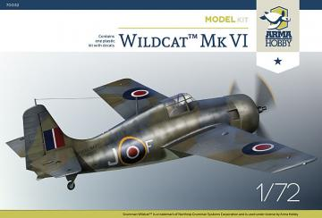 Wildcat Mk VI · ARM 70032 ·  Arma Hobby · 1:72