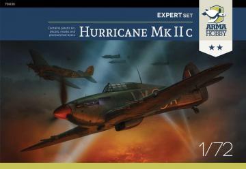 Hurricane Mk IIc - Expert Set · ARM 70035 ·  Arma Hobby · 1:72